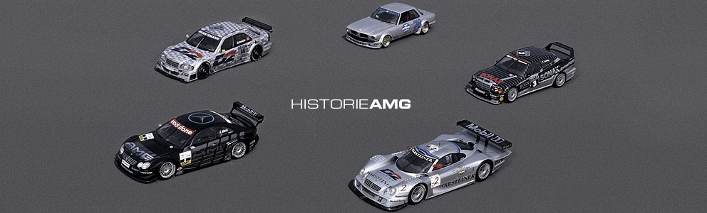 Historie AMG - 1