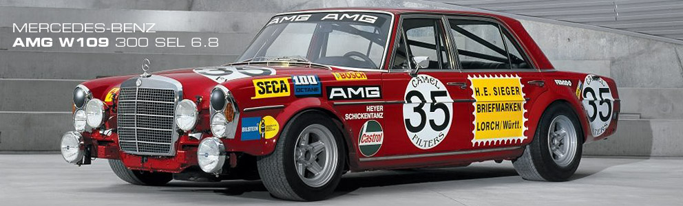 Historie AMG - 3