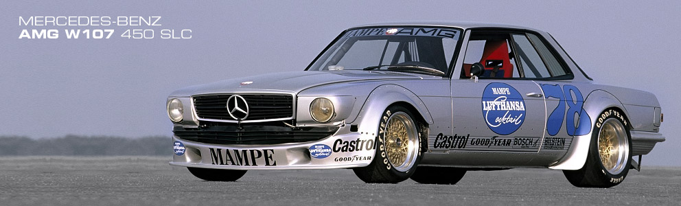 Historie AMG - 6